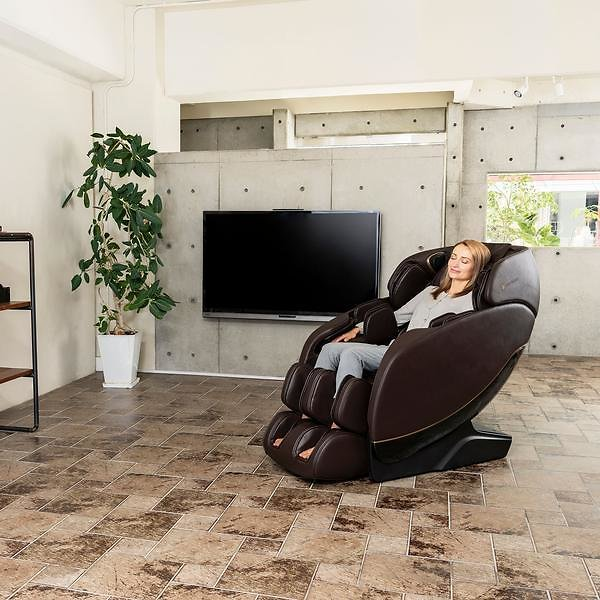 Jin 2.0-Deluxe Heated SL Track Zero Wall Massage Chair