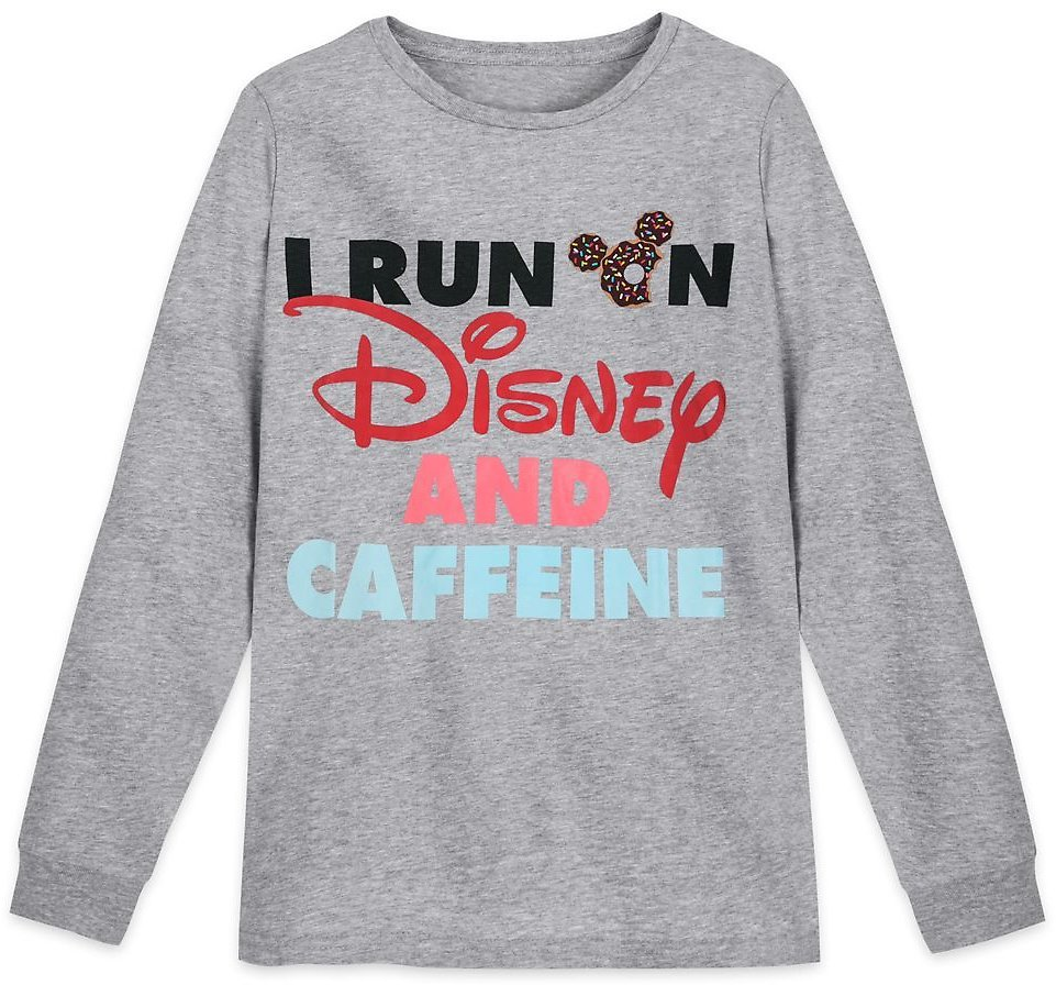 Disney Logo Long Sleeve T-Shirt for Women | ShopDisney
