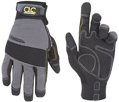 Clc Work Gear 125l Gray & Black Large Handyman Gloves 84298812545