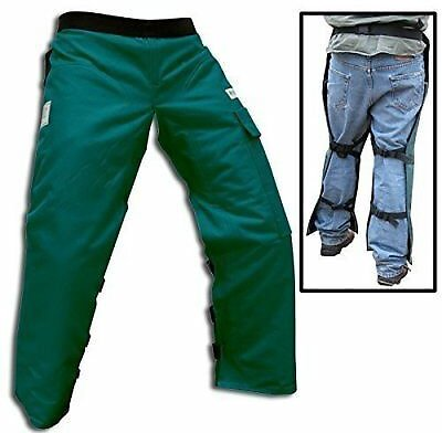Forester Chainsaw Safety Chaps with Pocket, Apron Style 40
