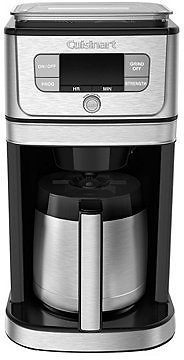 Cuisinart DGB-850 Burr Grind & Brew™ 10-Cup Coffeemaker & Reviews - Coffee Makers - Kitchen