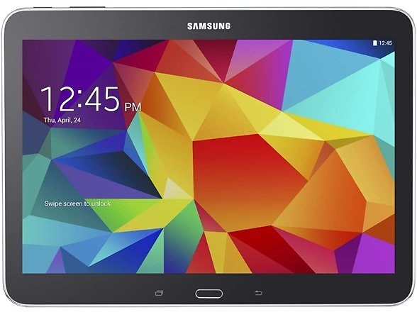 Samsung Galaxy Tab 4 10.1-in 16GB WiFi 4G GSM Tablet Refurb