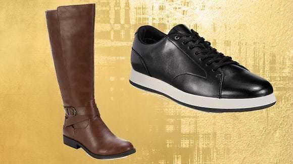 Top-rated Women's Boots and Men's Shoes Are $20 Right Now At Macy's