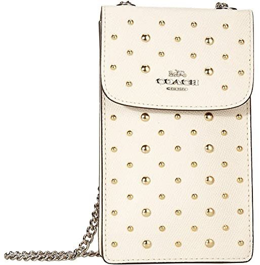 54% Off for COACH All Over Rivets Phone Crossbody | 6pm