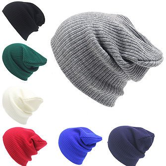Winter Casual Knitted Warm Skullies Beanies Hats High Elastic Men Women Hat Women's Accessories from Apparel Accessories on Banggood.com