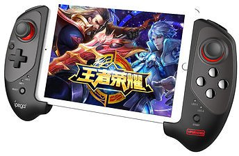 Ipega PG-9083S Bluetooth4.0 Wireless Adjustable Gamepad Plug Play Game Controller for IOS Android Phone Ipad Video Games Equipment & Accessories from Consumer Electronics on Banggood.com