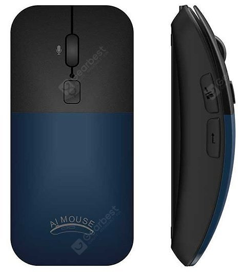 Smart Mouse Silk Blue Mouse Sale, Price & Reviews | Gearbest