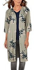 Bob Timberlake Eclipse Floral Kimono for Ladies | Bass Pro Shops