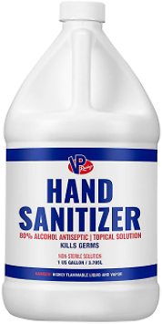 1-Gallon VP Racing Hand Sanitizer