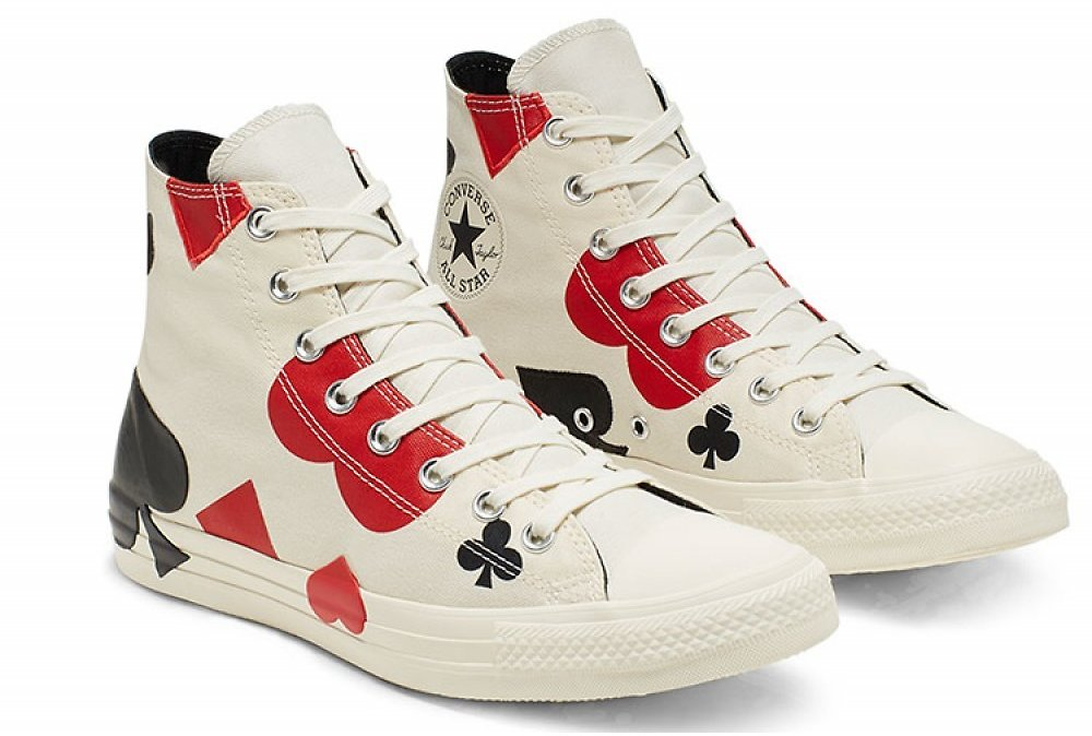 Chuck Taylor All Star Queen of Hearts High Top