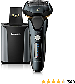 Panasonic Electric Razor for Men, Electric Shaver, ARC5 with Premium Automatic Cleaning 2020