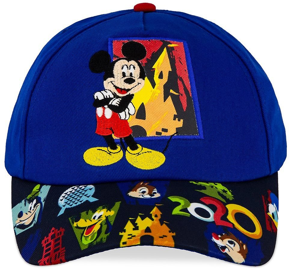 Mickey Mouse and Friends Baseball Cap for Kids – Walt Disney World 2020 | ShopDisney