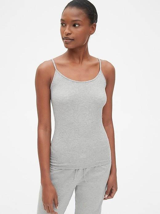 First Layer Essentials Ribbed Cami
