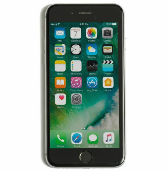 Apple IPhone 6 - 64GB - Space Gray (Unlocked) A1549 (GSM) (CA) for Sale Online