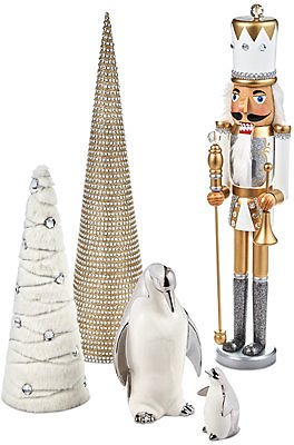 Holiday Lane Shine Bright Decor, Created for Macy's & Reviews - Holiday Shop - Home