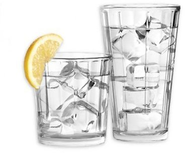 SALT™ Contour 16-Piece Drinkware Set