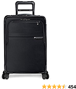 Briggs & Riley Baseline-Softside CX Expandable Carry-On Spinner Luggage 2020