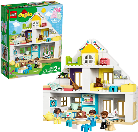 LEGO DUPLO Town Modular Playhouse 10929 Building Set