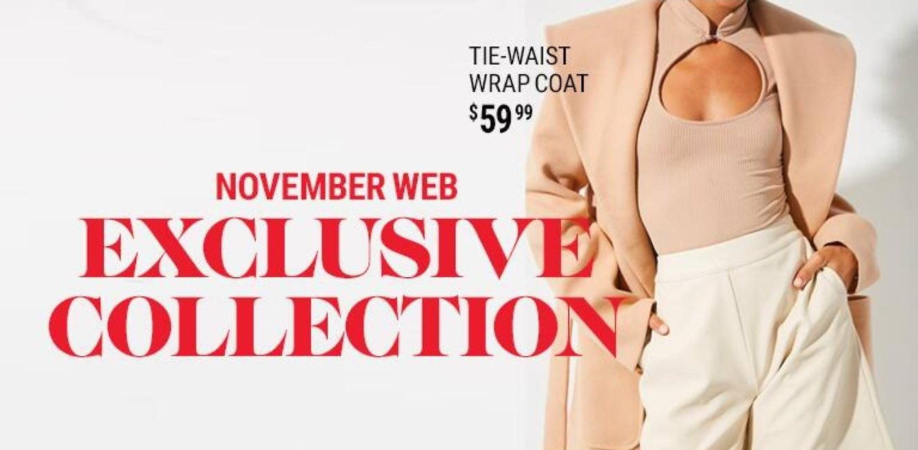 The November Web Exclusive Collection | Forever 21