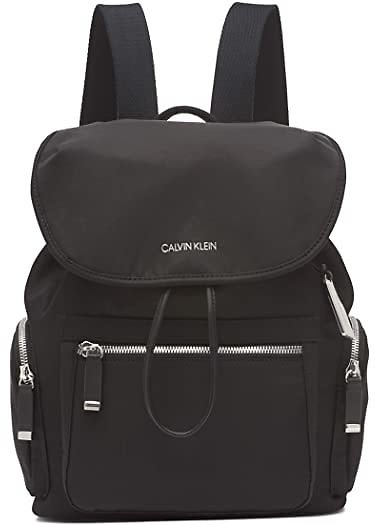57% Off for Calvin Klein Kimberly Tiny Twill Nylon Backpack | 6pm
