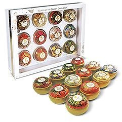 Huntington Home Scents of The Season Candle Set