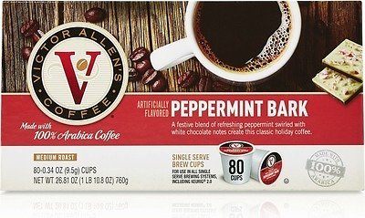 Victor Allen's Coffee Pods 80-Count - Christmas Tree Shops