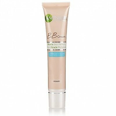 Garnier Skin Natural BB Cream Oil Free Medium 40 Ml Anti-Shine Blur Pore