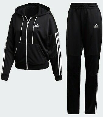 Adidas Women's Game Time AEROREADY Track Suit (Pant & Jacket) FS6179