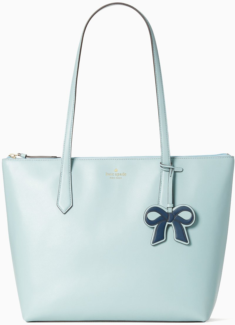 Cassy Ottoman Stripe Tote (in 4 Colors) - Kate Spade + Free Shipping