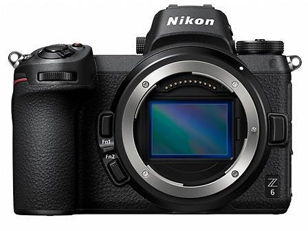 Nikon Z6 FX-Format Mirrorless Camera Body - Refurbished By Nikon U.S.A.
