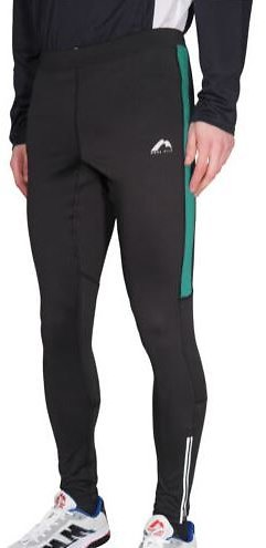 More Mile Mens Thermal Winter Running Tights Fleece Sports Training Pants