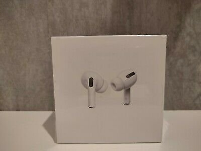 Apple AirPods Pro White In-Ear Headphones-New With Box SALE ORIGINAL 190199246935