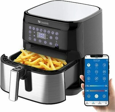Proscenic Hot Air Fryer T21, App & Voice Control 5,5L XXL 1700W #5855