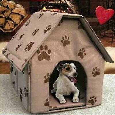 Pet House –Indoor & Outdoor Shelter - Suitable For Cats Dogs - Portable