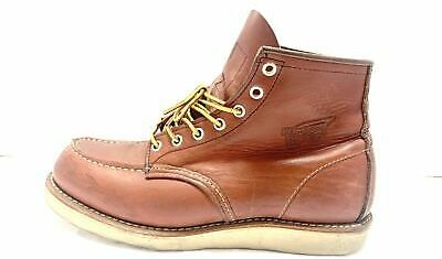 Auth Red Wing Irish Setter 9106 Brown Leather Mens Boots US # 7.5
