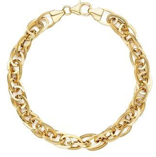 Bloomingdale's 14K Yellow Gold Oval Links Chain Bracelet - 100% Exclusive Jewelry & Accessories - Bloomingdale's