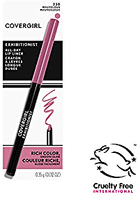 COVERGIRL Exhibitionist Lip Liner, Mauvelous 230, 0.012 Ounce