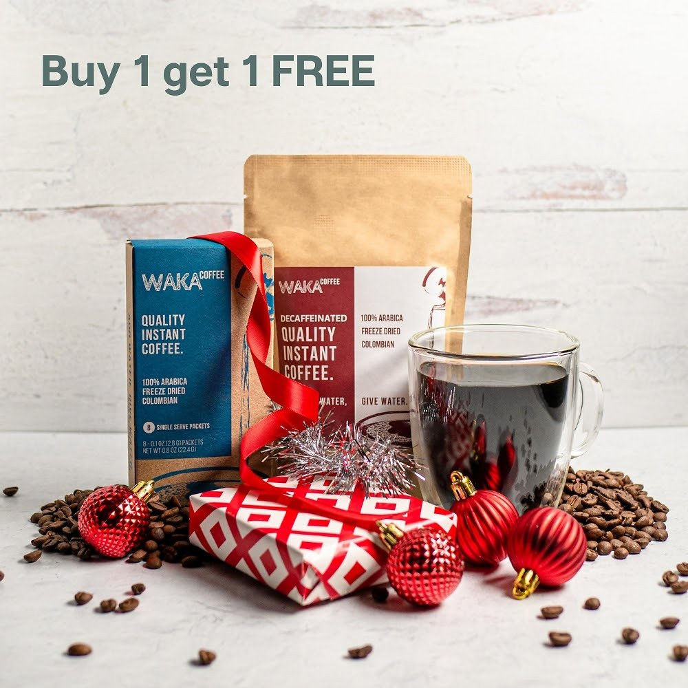 BOGO FREE On All Coffee and Tea Products