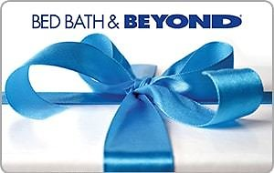 $100 Bed Bath & Beyond Gift Card for $90 ($10 Savings)