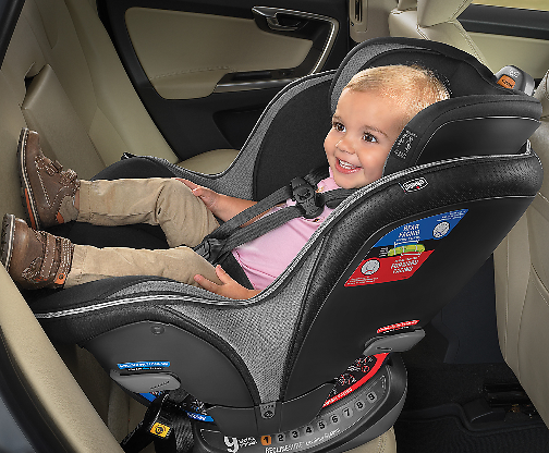NextFit Zip Max Convertible Infant to Toddler Baby Car Seat, Q Collection