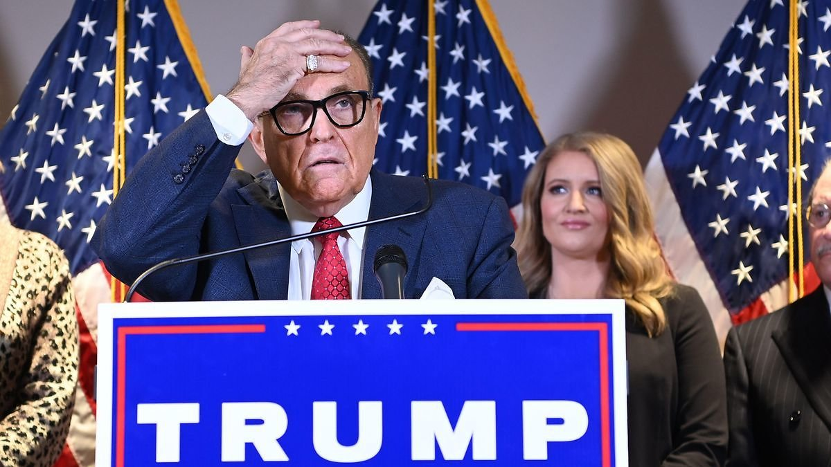 Giuliani's Wild Press Conference, Debunked: No Trump Campaign Voter Fraud Theories Are Holding Up In Court