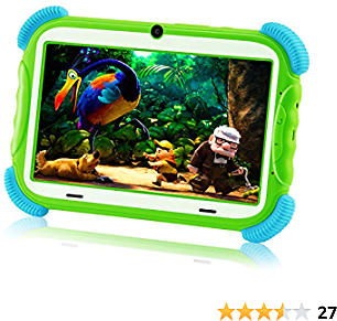 Kids Tablet Toddlers Tablet for Kids Boys Learning Drawing with Kids Edition Tablet