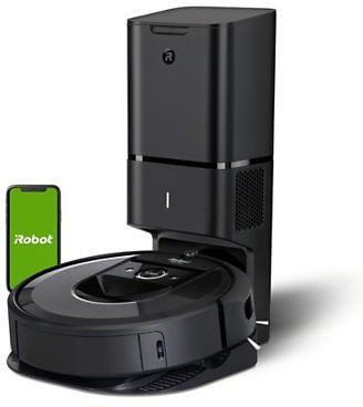 IRobot® Roomba® I7+ (7550) Wi-Fi Connected Robot Vacuum with Automatic Dirt Disposal   Bed Bath & Beyond