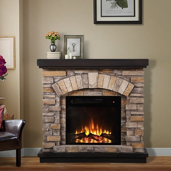SALE 27% OFF ON Carbaijal Electric Fireplace
