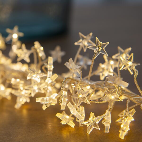 SALE 58% OFF ON Micro Led Cluster String Light With Snowflakes