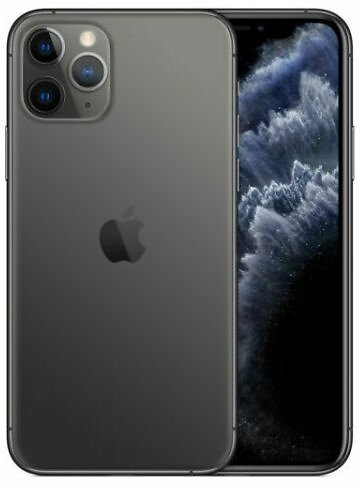 Apple IPhone 11 Pro - 256GB - Space Grey (Unlocked) A2215 (CDMA + GSM) for Sale Online