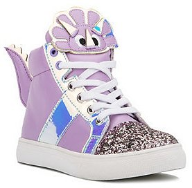 Olivia Miller Big Girls Shine Bright Sneaker & Reviews - Athletic Shoes & Sneakers - Shoes