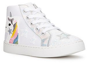 Olivia Miller Big Girls Superstar Sneaker & Reviews - Athletic Shoes & Sneakers - Shoes