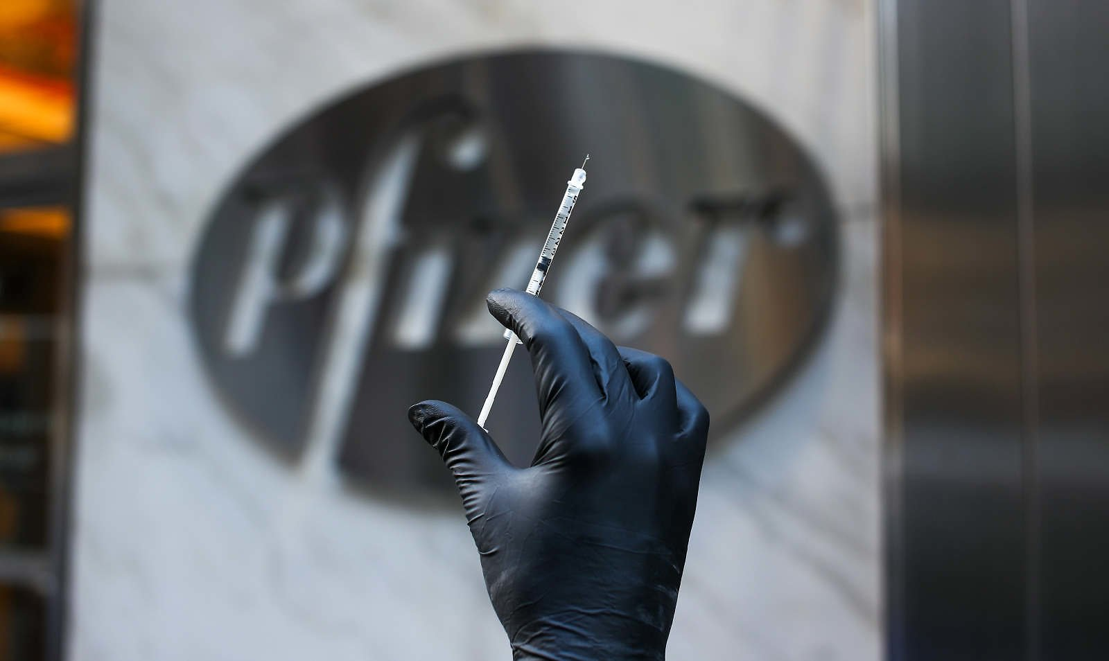 Pfizer and BioNTech Request Emergency Authorization from FDA for Covid Vaccine