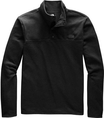 The North Face TKA Glacier Snap Neck Pullover-$48.27 Shipped